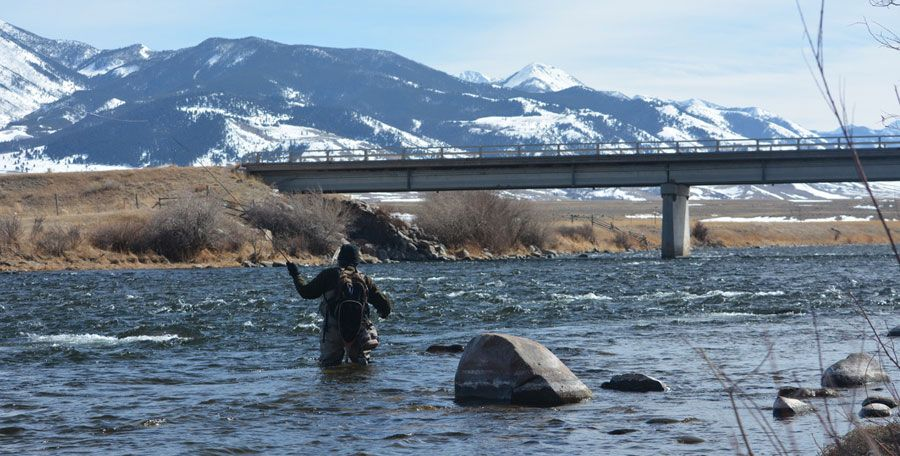 madison river rules